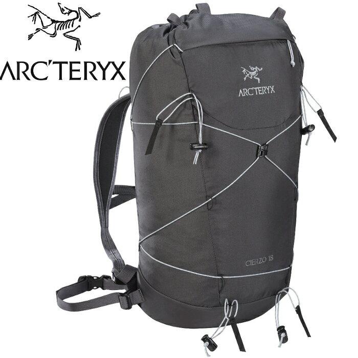Arcteryx 始祖鳥 Cierzo 18 登山攻頂包/後背包 17169 傑納斯灰
