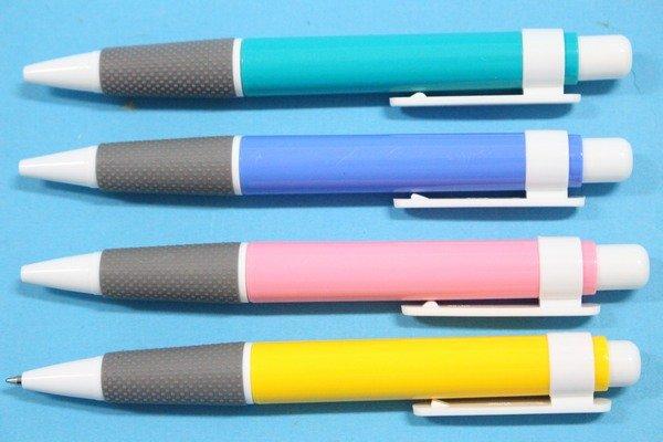 自動原子筆 P113 廣告筆 小胖筆^(含一色印刷^)  一件1000支入 ^~ 定10