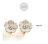日本CREAM DOT  /  典雅花樣耳環  /  qc0023  /  日本必買 日本樂天直送(990) 2