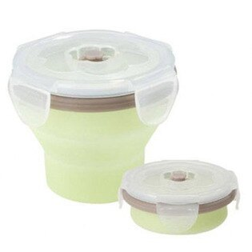 法國BabyMoov-嬰兒矽膠折疊碗240ML『121婦嬰用品館』