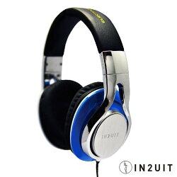 【新風尚潮流】 IN2UIT 混合式靜電技術 耳罩式 耳機 I502B