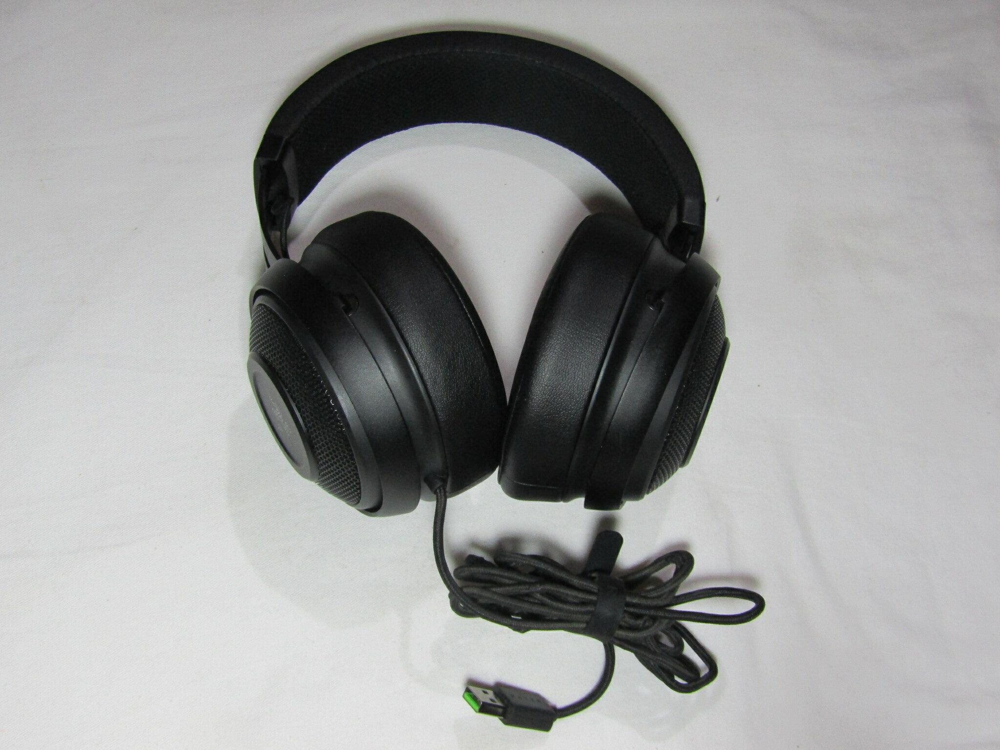 Razer Kraken 7.1 V2 Surround Sound Retractable Noise Cancelling Mic FREE SHIP