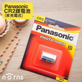 NORNS 原廠正品【Panasonic CR2鋰電池】適用富士拍立得mini 25 50S 55 PIVI MP300等