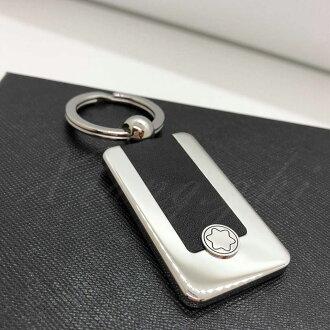 萬寶龍MONTBLANC-雙色鑰匙圈-114562