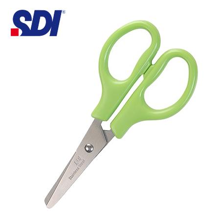 剪刀 手牌文具 0856D 兒童剪刀 ( 13.3cm )  左手右手均適用