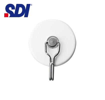 SDI手牌文具 4293 超級強力磁鐵掛勾 (大) (直徑60mm)