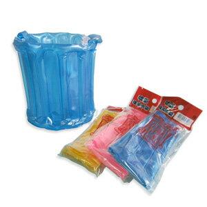 吹氣式珠光水袋 / 筆洗筒 / 洗水彩筆