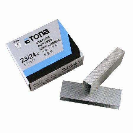 ETONA 23  24 多 釘書針 訂書針 ^( 裝訂張數:200^~260張 ^)