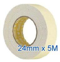 3M,3m膠帶推薦到3M 113 泡棉雙面膠帶 ( 24mm x 5M )