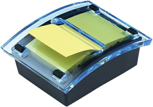 3M 便利貼 DS123-1 抽取式便條台 ( 內附R320便條紙1本 )