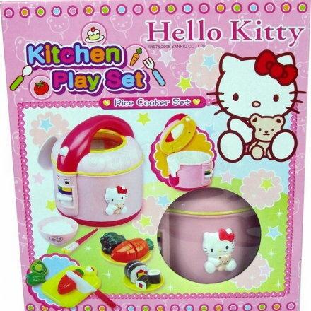 Hello Kitty  家家酒系列  KT貓炊飯組~六甲媽咪~