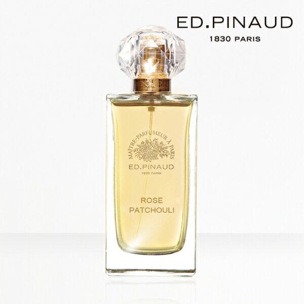Parisine:法國百年品牌ED.PINAUD香水浪漫女香系列-花樣年華100ml女性香水