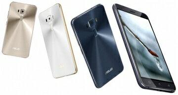 華碩ASUS ZenFone 3 Full HD 5.5吋 八核心 4G LTE 雙卡雙待手機 (ZE552KL 4G/64G)  免運