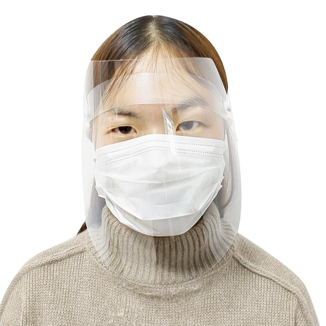 Anti Spitting Flying Dustproof Windproof Mask