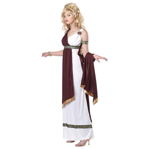 Adult Roman Empress Halloween Costume 2