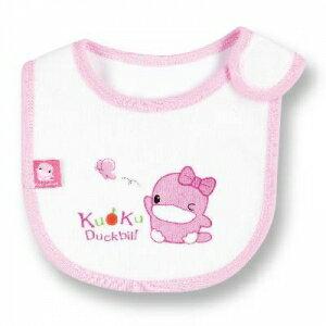 『121婦嬰用品館』KUKU 毛巾布透氣小圍兜 0