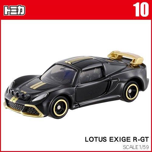 ~ TOMICA 火柴盒小汽車 ~TM010 LOTUS EXIGE R~GT