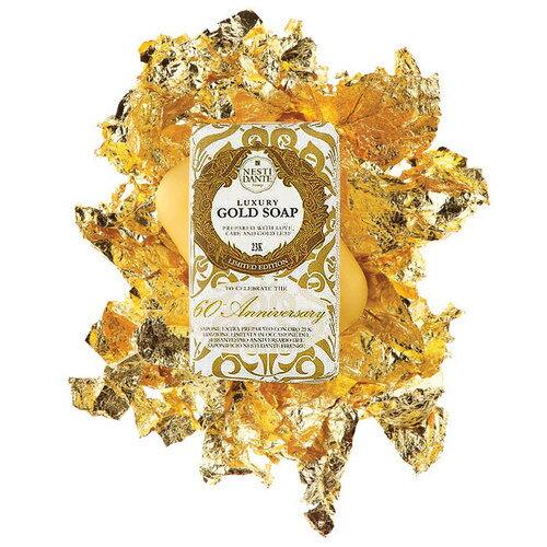 Nesti Dante 義大利手工皂 60週年黃金能量皂 限量版 250g