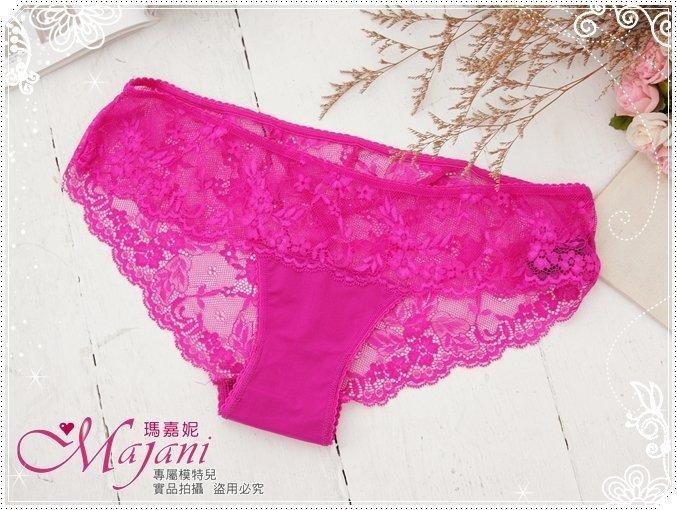 [瑪嘉妮Majani]日系中大尺碼- 歐美專櫃內褲 中腰 加大尺碼 現貨 特價99元 pt-209b