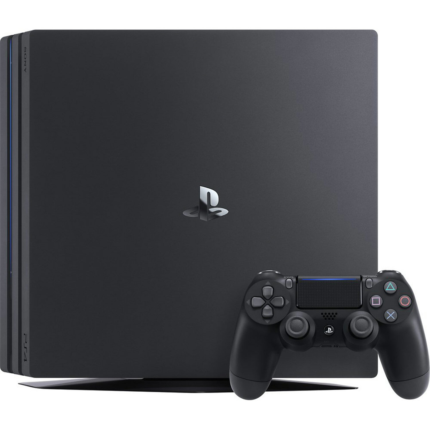 Sony Playstation 4 Pro 1TB Gaming Console & Dualshock 4 Controller and  Headset (CUH-7215B)