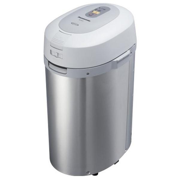 日本代購 Panasonic MS-N53-S 家庭用 廚餘處理機 6L 溫風乾燥 除菌 有機肥料 廚餘桶