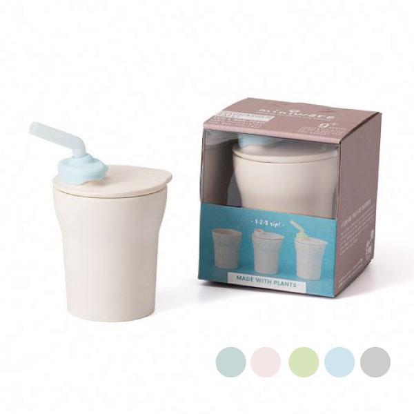 Miniware 天然聚乳酸兒童學習餐具 愛喝水水杯組 (5款可選)