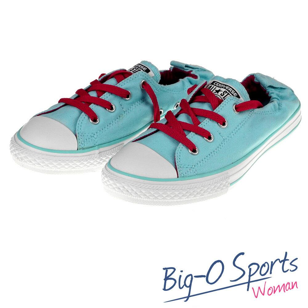 CONVERSE Chuck Taylao 帆布鞋 女 647700C  Big-O SPORTS