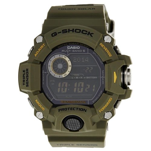 Casio G-Shock Master Of G Rangeman Solar Watch GW9400-3 0