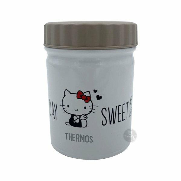 THERMOS 膳魔師 真空食物燜燒罐 HELLO KITTY 甜點烘培篇 JBT-500KT 黑皮TIME 91347