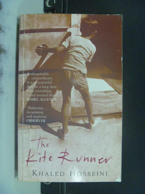 【書寶二手書T6/原文小說_OPH】Kite Runner 追風箏的孩子_Hosseini, Khaled