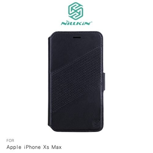 【東洋商行】APPLE iPhone Xs Max NILLKIN 精銳二合一磁吸皮套 側翻皮套 保護套 手機套