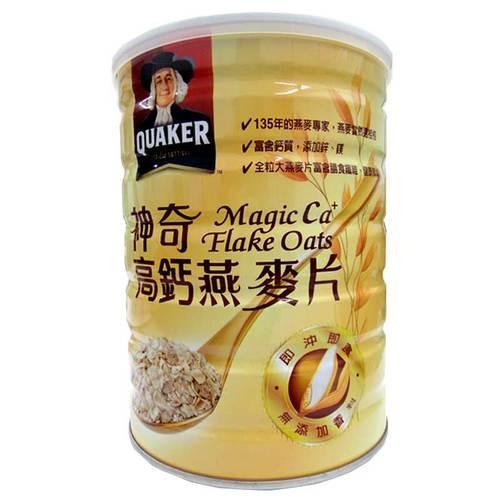 桂格 即沖即食 神奇高鈣 燕麥片 700g/罐