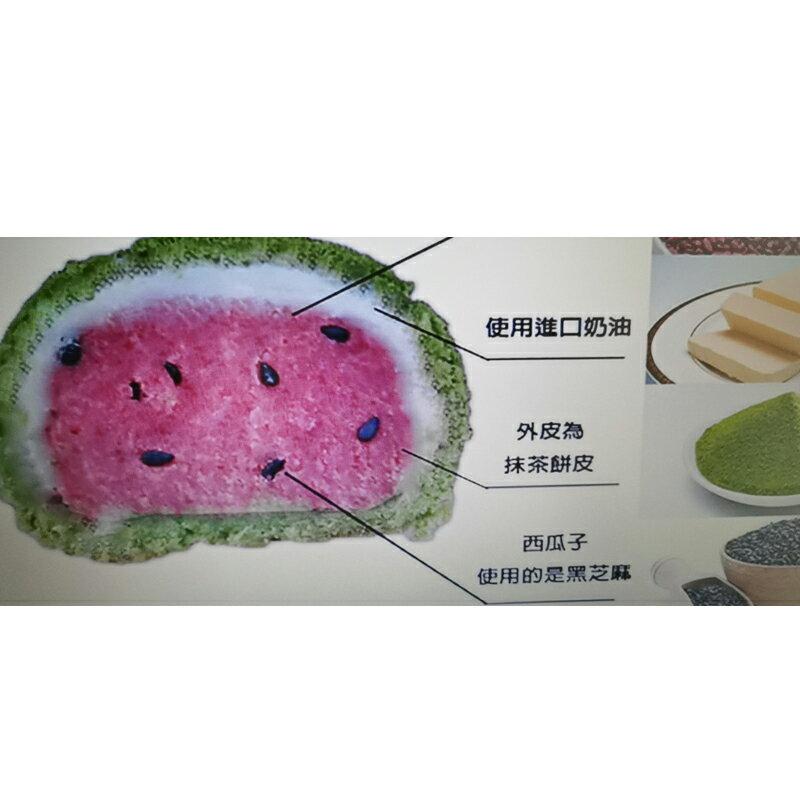 [9玉山最低網] 格麥蛋糕 西瓜酥禮盒 8盒 易碎商品