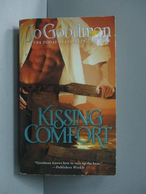 ~書寶 書T4/原文小說_OTR~Kissing Comfort_Jo Goodman