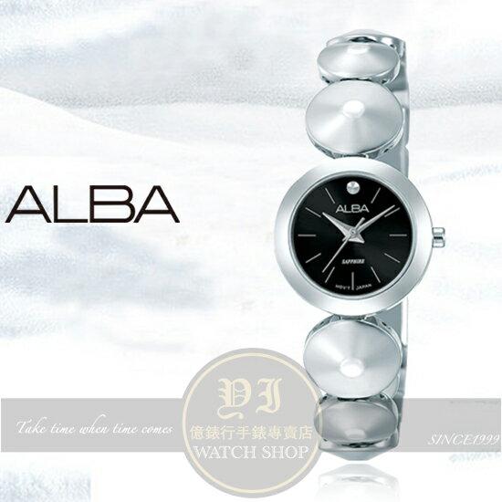 ALBA雅柏FASHIONLADY系列時尚女孩手鍊腕錶VJ21-X107SAH8367X1公司貨