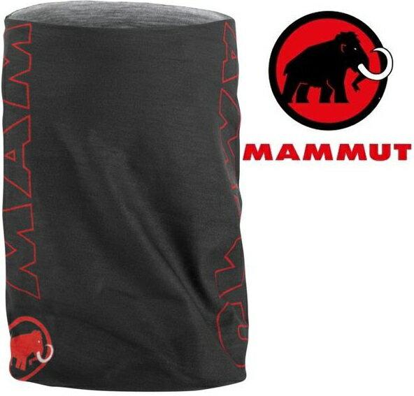 Mammut 長毛象 透氣排汗頭巾 Zion 1090-03602 0582石墨灰