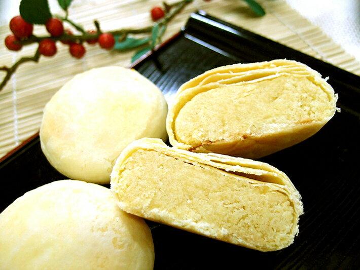 【蘋果日報評比冠軍】連珍葷餡餅禮盒12 粒裝(咖哩肉餅6+綠豆椪6) 5