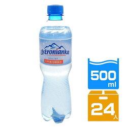 【附發票 免運費】 多妮卡氣泡礦泉  500ml (24入一箱) 鹼性水、埔里礦泉水、波爾天然水、竹炭水、家庭號