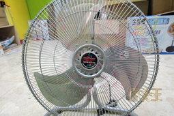 【尋寶趣】18吋 工業扇 180轉 鋁扇葉升降 電扇 電風扇 桌扇 台灣製 涼風扇 工業座扇 A-1801