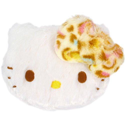 X射線【C334123】Hello Kitty造型化妝包-棕,美妝小物包/媽媽包/面紙包/化妝包/零錢包/收納包/皮夾/手機袋/鑰匙包