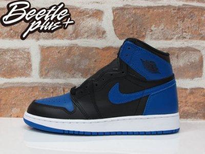女鞋 BEETLE 現貨 NIKE AIR JORDAN 1 RETRO OG BG 黑藍 女鞋 BEETLE 現貨 NIKE AIR JORDAN 1 RETRO OG BG 黑藍 575441-0..