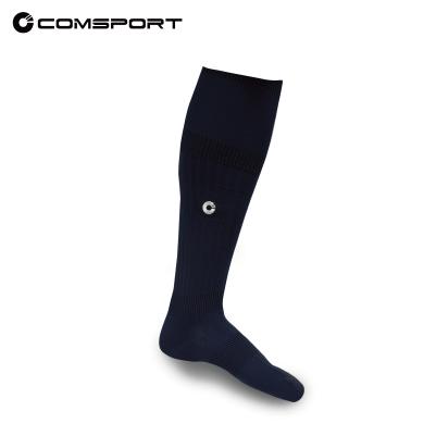 Comsport *彈性足球襪*- 丈青色 - 限時優惠好康折扣