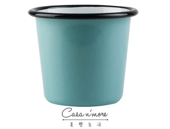 Muurla 琺瑯杯 咖啡杯 琺瑯 土耳其藍 200 ml