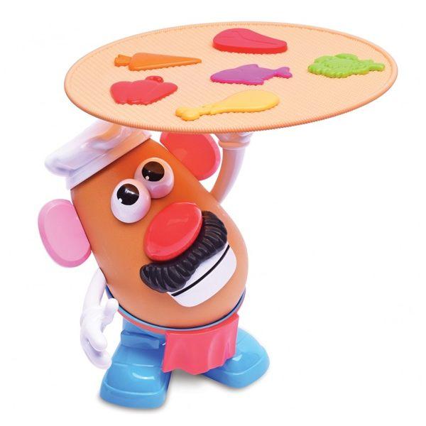 神廚蛋頭先生/ Mr. Potato Head - Potato Chef/ 桌遊同樂會 / 派對遊戲 / 伯寶行