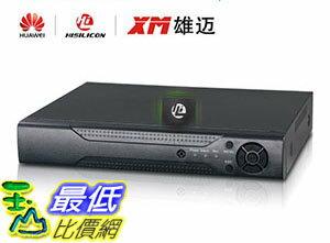 [106大陸直寄] AHD同軸 高清監控DVRTVICVI 混合硬碟錄影機 6路 NVR網路 1080P多合一 4TB