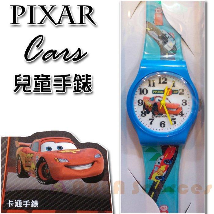 【禾宜精品】 **正版** 迪士尼 PIXAR CARS 手錶 兒童錶 休閒錶 卡通錶 生活百貨 (CA003)