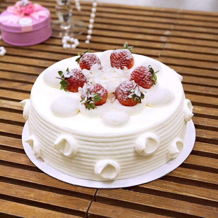 日本北海道十勝生乳玩莓蛋糕(6吋)★蘋果日報 母親節蛋糕 第三名【 需五天前預訂】 5
