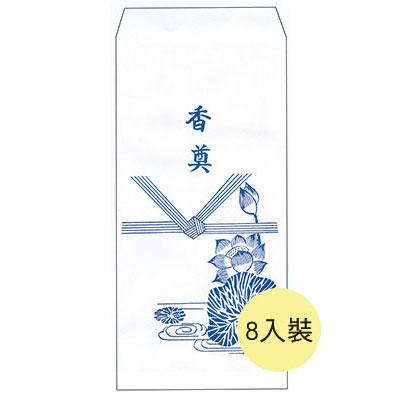 美加美 6159P 蓮花袋(入袋)(8入) / 束