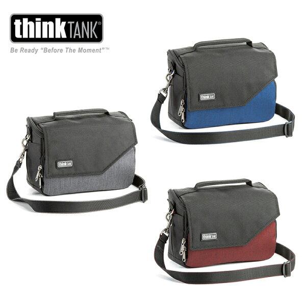 ◎相機專家◎ThinkTankMirrorlessMover20微單眼側背包1機3鏡TTP656公司貨