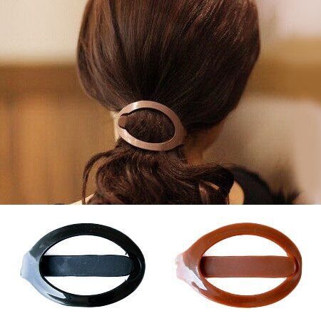 氣質簡約零壓力盤髮器 髮夾 頭飾 髮飾 美髮小物【N200825】